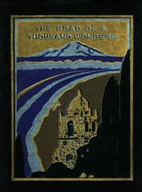 Cover of the book The Road of a Thousand Wonders by Passenger Dept. Southern Pacific Co