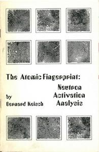 Cover of the book The Atomic Fingerprint by Bernard Keisch