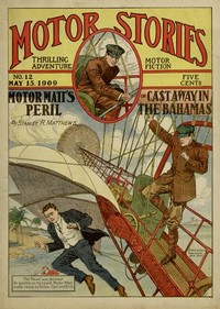 Cover of the book Motor Matt's Peril, or, Cast Away in the Bahamas by Stanley R. Matthews