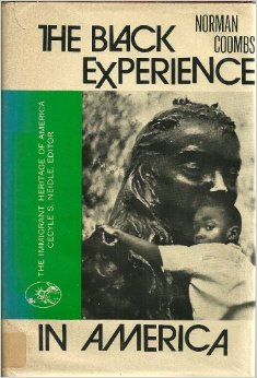 Cover of the book The Black Experience in America by Norman Coombs