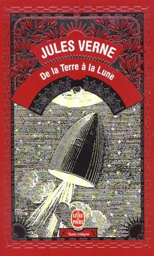 Cover of the book De la Terre à la Lune by Jules Verne