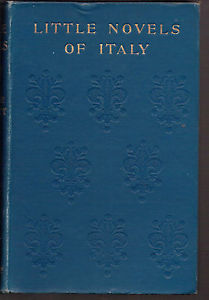 Cover of the book Little Novels of Italy by Maurice Hewlett