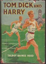 cover for book Tom, Dick and Harry