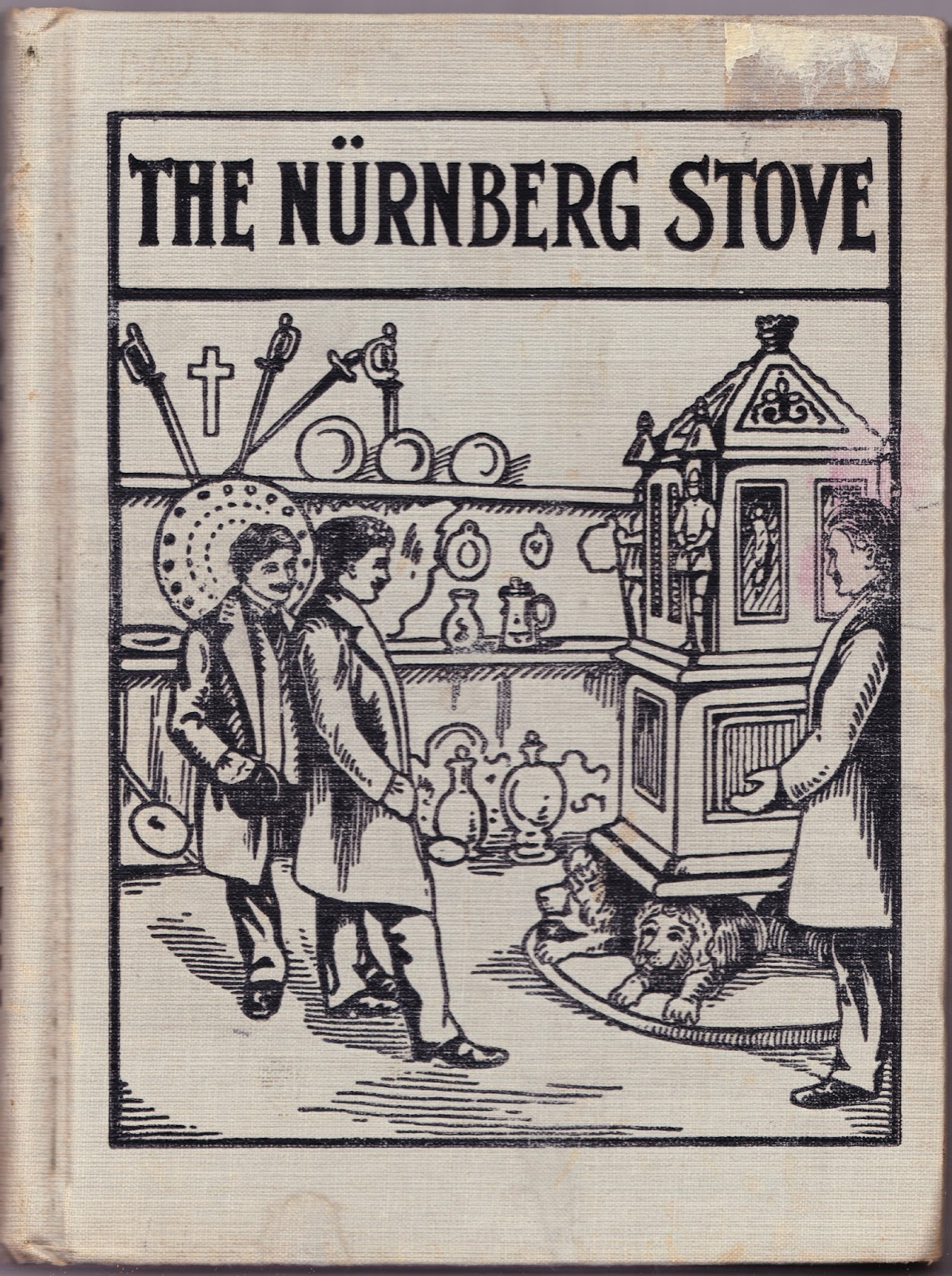 Cover of the book The Nürnberg Stove by Ouida