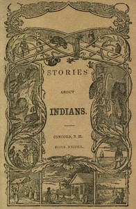 Cover of the book Stories About Indians by Anonymous