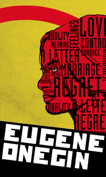Cover of the book Eugene Oneguine [Onegin] by Aleksandr Sergeevich Pushkin