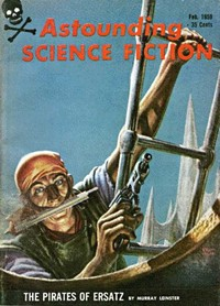 Cover of the book The Pirates of Ersatz by Murray Leinster