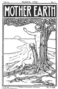 Cover of the book Mother Earth, Vol. 1 No. 1, March 1906 by Various
