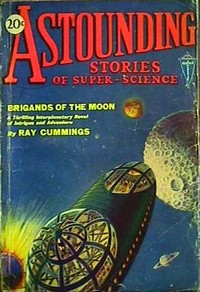 Cover of the book Astounding Stories of Super-Science, March 1930 by Various