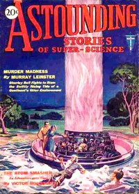 Cover of the book Astounding Stories of Super-Science, May, 1930 by Various