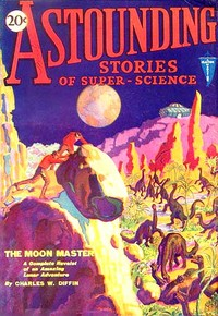 Cover of the book Astounding Stories of Super-Science, June, 1930 by Various