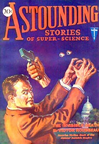Cover of the book Astounding Stories of Super-Science, October, 1930 by Various