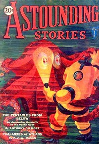 Cover of the book Astounding Stories, February, 1931 by Various