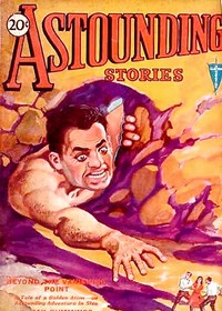 Cover of the book Astounding Stories, March, 1931 by Various
