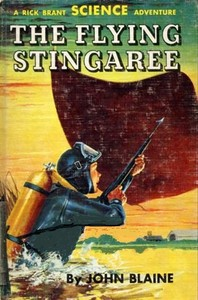 Cover of the book The Flying Stingaree: A Rick Brant Science-Adventure Story by Harold L. (Harold Leland) Goodwin