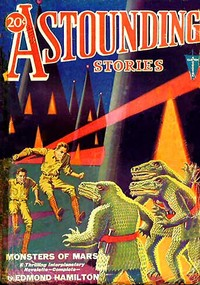 Cover of the book Astounding Stories,  April, 1931 by Various