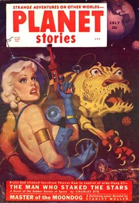 Cover of the book The Man Who Staked the Stars by Katherine MacLean