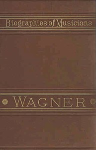 Cover of the book Life of Wagner by Ludwig Nohl