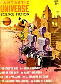 Cover of the book The Amazing Mrs. Mimms by David C. Knight