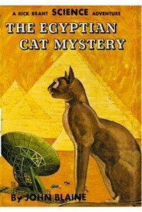 Cover of the book The Egyptian Cat Mystery: A Rick Brant Science-Adventure Story by Harold L. (Harold Leland) Goodwin