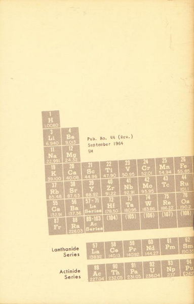 Cover of the book A Brief History of Element Discovery, Synthesis, and Analysis by Glen W. Watson