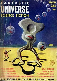 Cover of the book Jimsy and the Monsters by Walter J. Sheldon