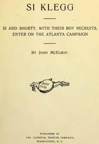 Cover of the book Si Klegg, Book 6 by John McElroy