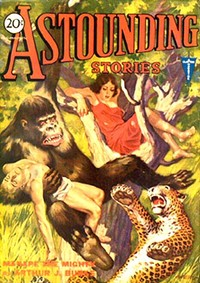 Cover of the book Astounding Stories, June, 1931 by Various