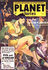 Cover of the book Evil Out of Onzar by Mark Ganes