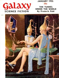 Cover of the book The Tunnel Under The World by Frederik Pohl
