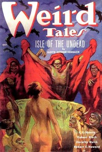 Cover of the book Isle of the Undead by Lloyd Arthur Eshbach