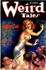 Cover of the book Tiger Cat by David H. (David Henry) Keller