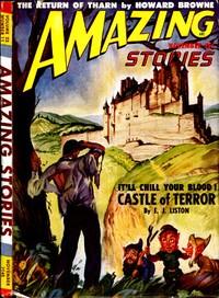 Cover of the book Castle of Terror by E. J. Liston