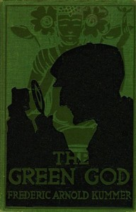 cover for book The Green God