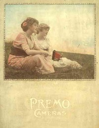cover for book Premo Cameras, 1914