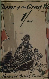 Cover of the book Poems of the Great War by Various