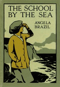 Cover of the book The School by the Sea by Angela Brazil