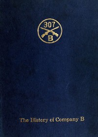 Cover of the book Company B, 307th Infantry by Julius Klausner