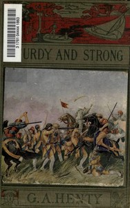 Cover of the book Sturdy and Strong; Or, How George Andrews Made His Way by G. A. (George Alfred) Henty