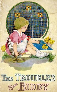 Cover of the book The Troubles of Biddy: A Pretty Little Story by Isabel C. (Isabel Coston) Byrum