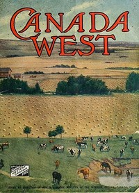 Cover of the book Canada West by Canada. Department of the Interior