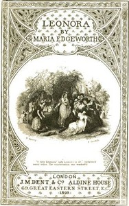 Cover of the book Leonora by Maria Edgeworth