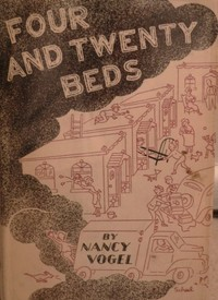 Cover of the book Four and Twenty Beds by Nancy Casteel Vogel