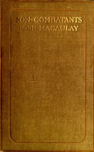 Cover of the book Non-combatants and Others by Rose Macaulay