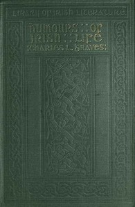 Cover of the book Humours of Irish Life by Various