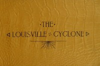 Cover of the book Louisville, Ky. after the Cyclone by E. Klauber