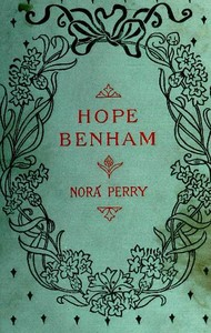 Cover of the book Hope Benham by Nora Perry