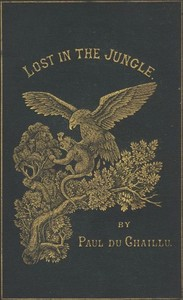 Cover of the book Lost in the Jungle by Paul B. (Paul Belloni) Du Chaillu