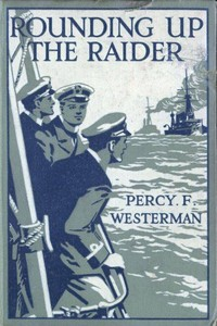 Cover of the book Rounding up the Raider: A Naval Story of the Great War by Percy F. (Percy Francis) Westerman