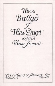 Cover of the book The Ballad of the Quest by Virna Sheard